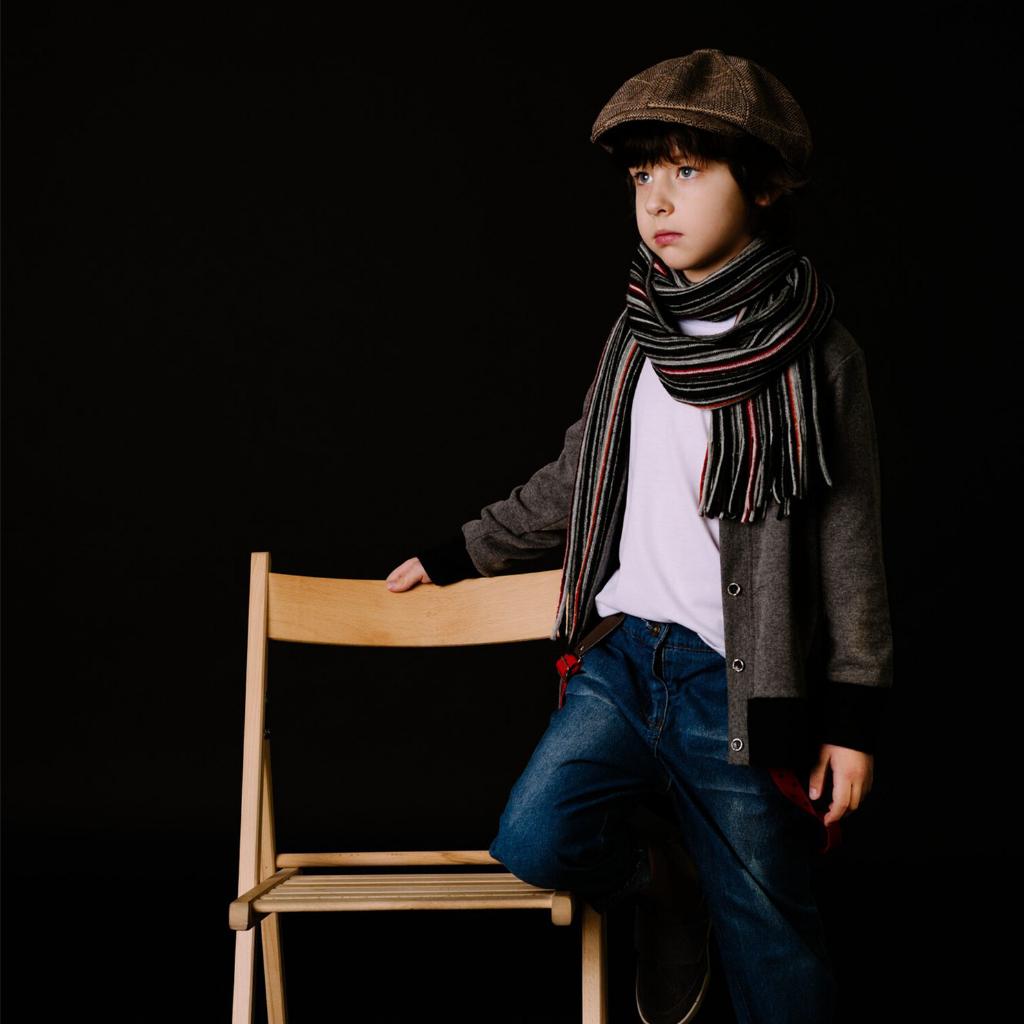 foto van Somberheid en depressie bij kinderen