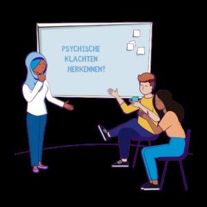Cursus Met kennis van mentale gezondheid