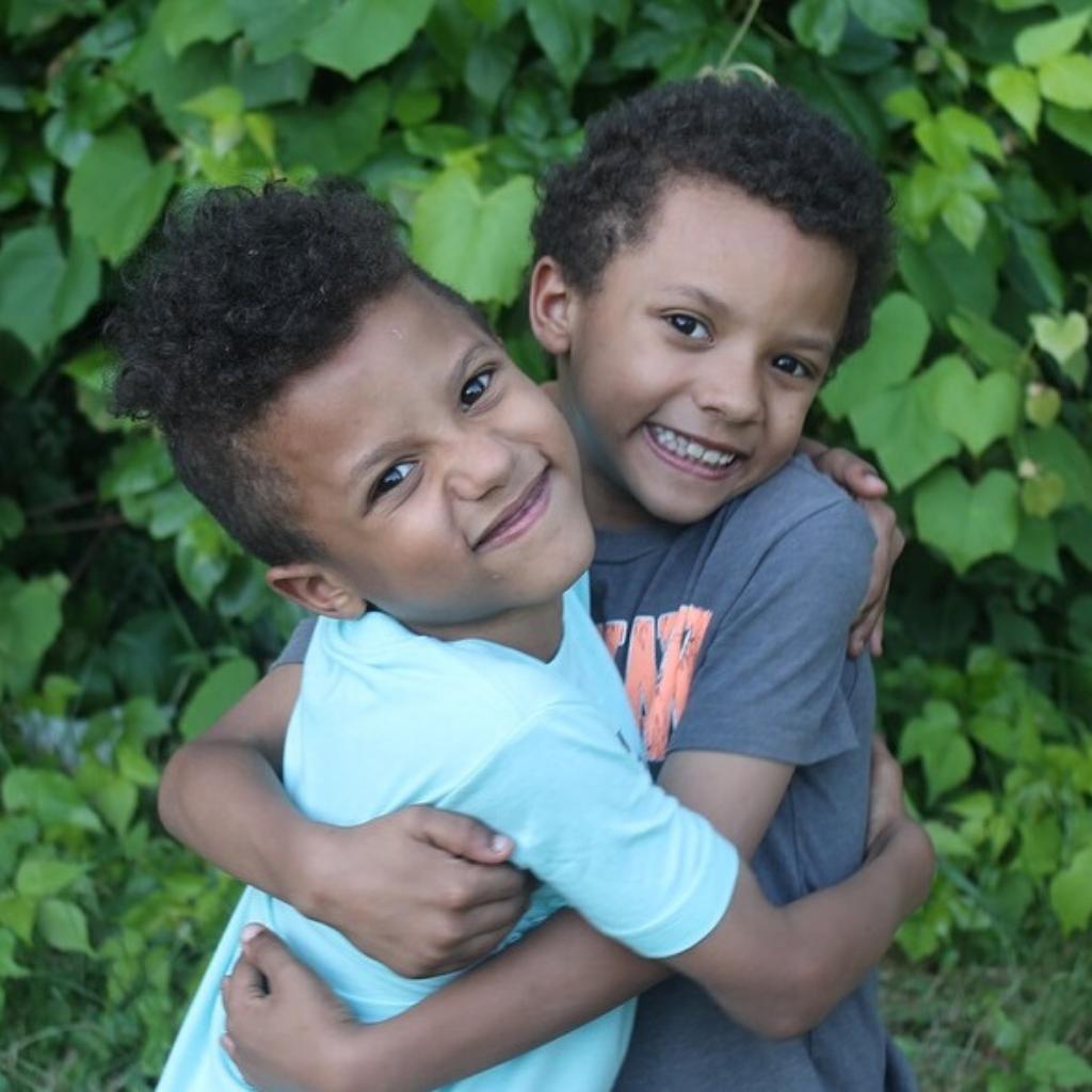 foto van Kinderen en geweld thuis