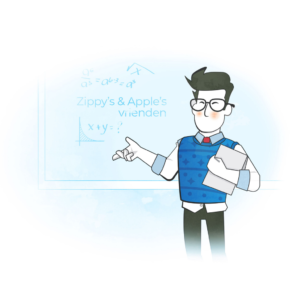 Cursus Zippy's en Apple's vrienden