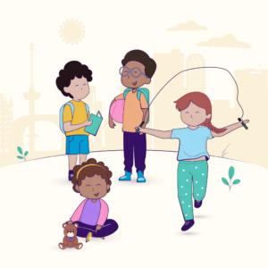 summerschool kinderen Rotterdam
