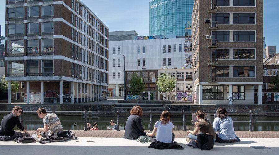 mentale gezondheid leerlingen in Rotterdam